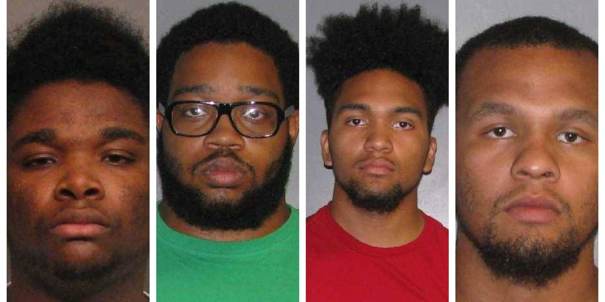 CPSO: 4 accused of stealing over $11,000