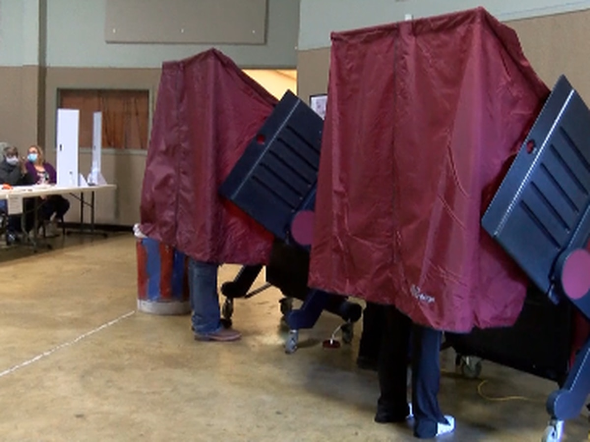 Voters soon head to the polls for early December election