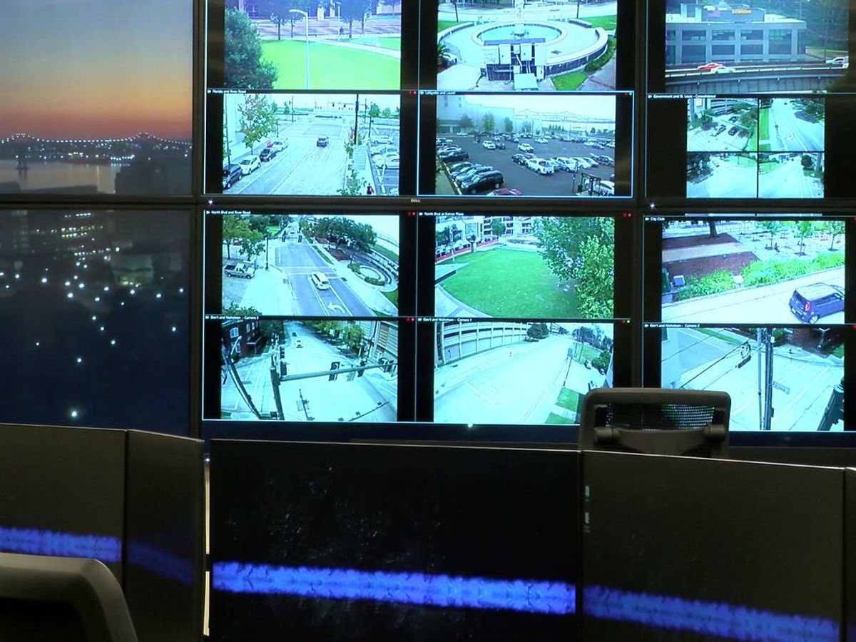 Shreveport mayor to visit Real-Time Crime Centers in New Orleans, Baton Rouge