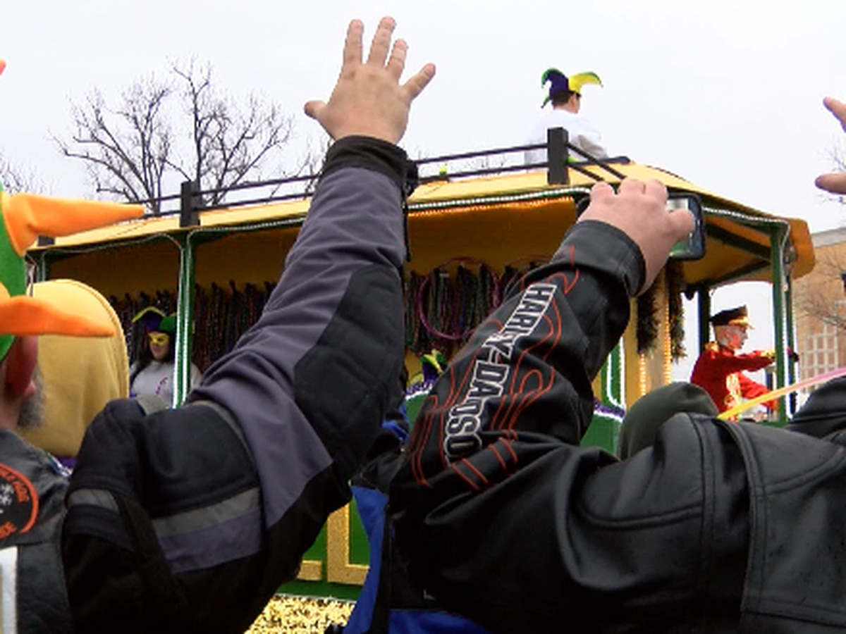 'We're going to make a comeback:' Krewe of Centaur keeping spirits high during a Mardi Gras absent of parades