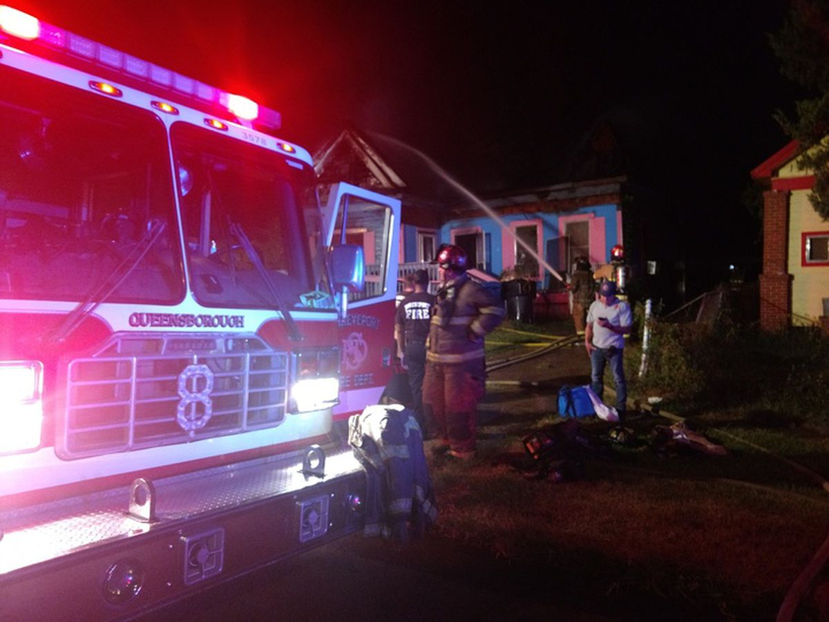 House catches fire for third time; SFD investigating