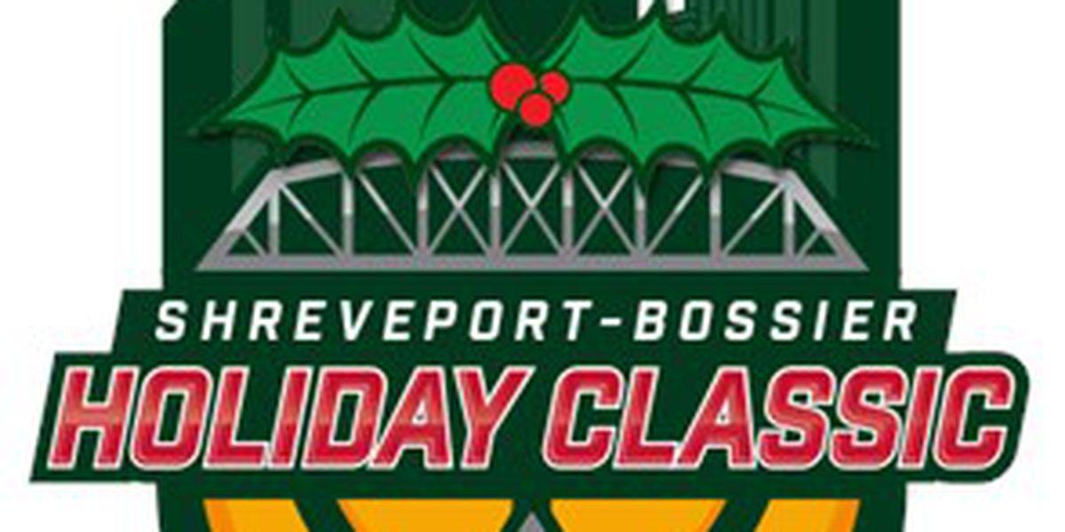 The Shreveport-Bossier Holiday Classic on Dec. 15
