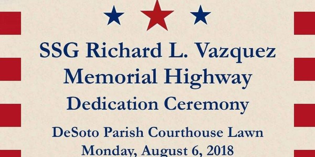 NWLA Highway dedication set to honor Mansfield soldier KIA