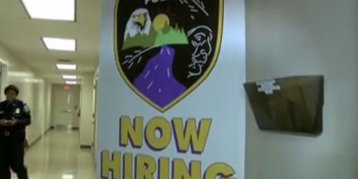 Applications due Friday to be a Shreveport police officer