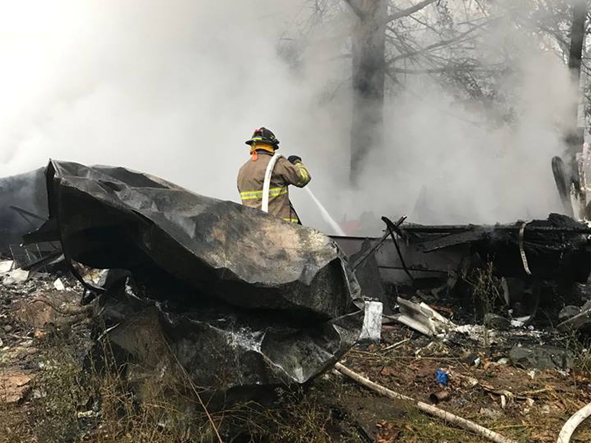 NPSO: 2 dead, including 6-year-old, following fire