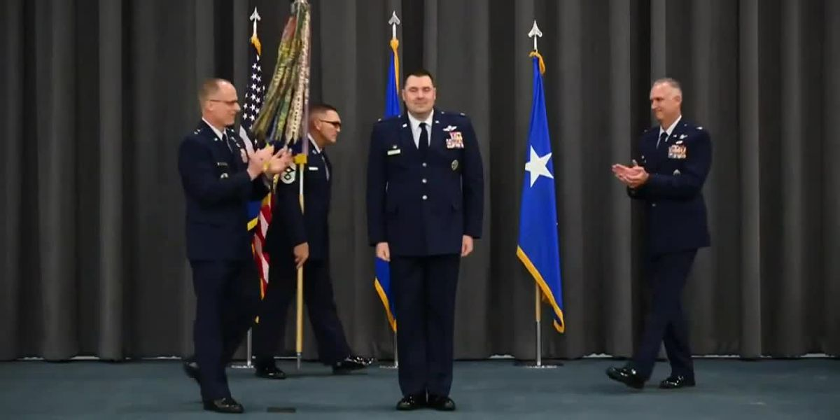 KSLA Salutes: Barksdale's newest 2nd Bomb Wing commander