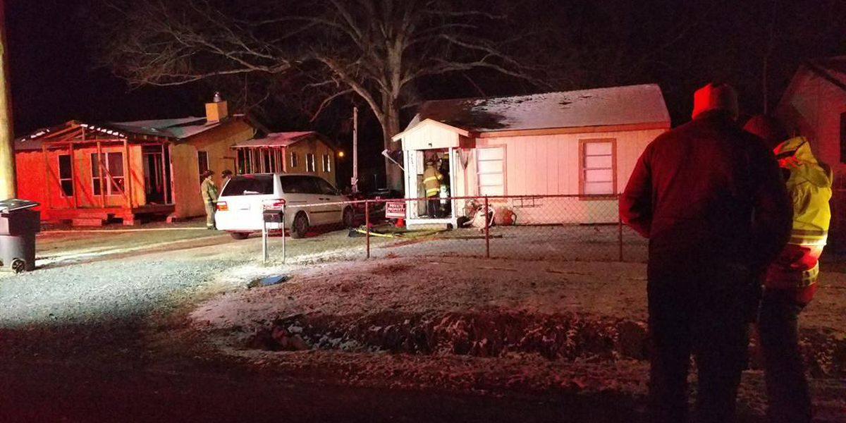 Utility box causes electrical house fire