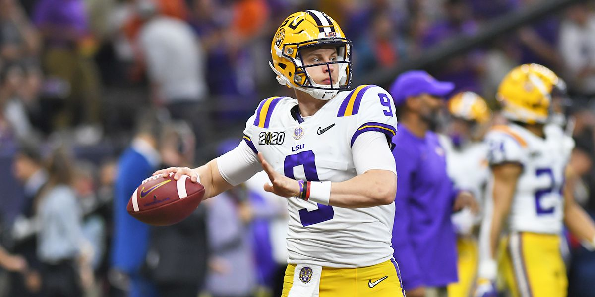"Is Joe Burrow a ""can't miss"" prospect?"