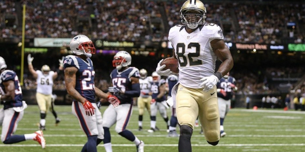 Former Saints TE Benjamin Watson reflects on time playing with Drew Brees