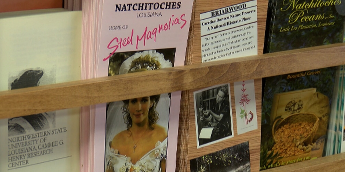 "30 years later, ""Steel Magnolias"" still drawing fans to Natchitoches"