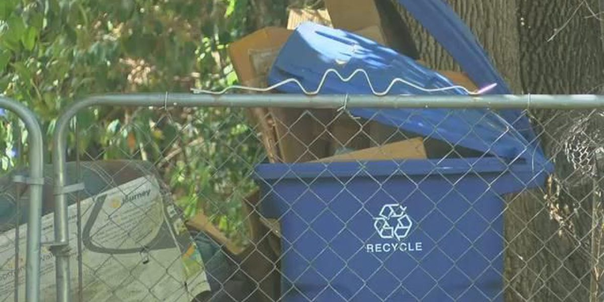 Starting over with recycling in Shreveport