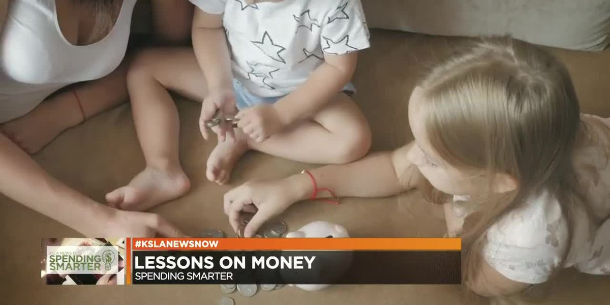 Spending Smarter: Now is a good time for children to learn about managing money