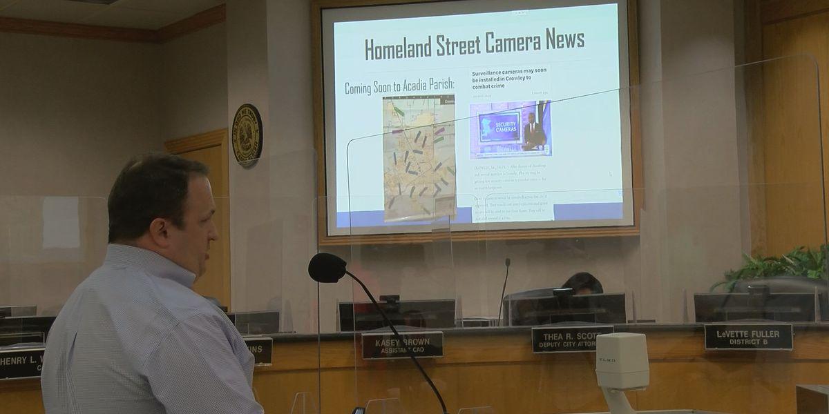 Shreveport councilwoman proposes adding street cameras to decrease crime