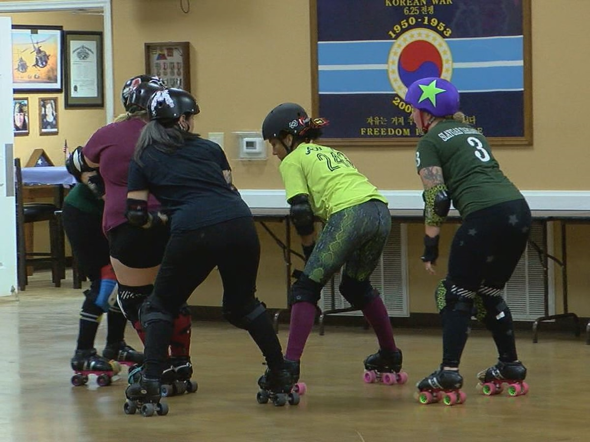 Games scheduled for East Texas roller derby league for first time in three years