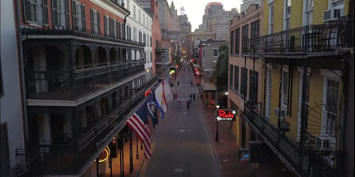 New Orleans to remain in coronavirus Phase 3.2 through weekend