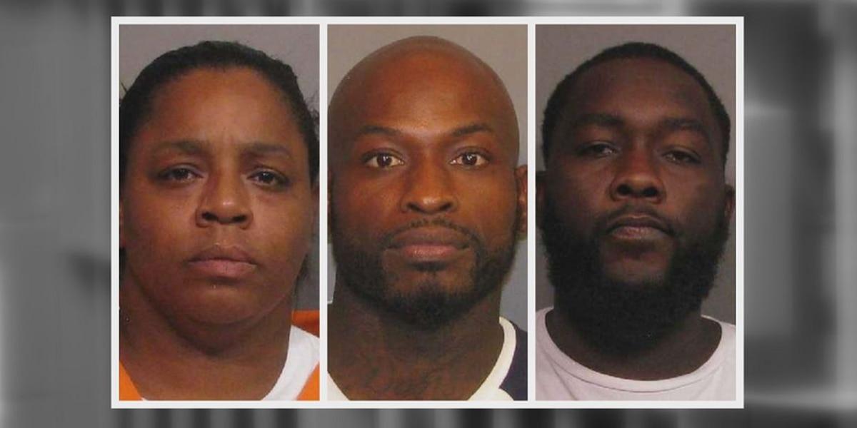 Teamwork led to arrests of 3 Shreveport city workers
