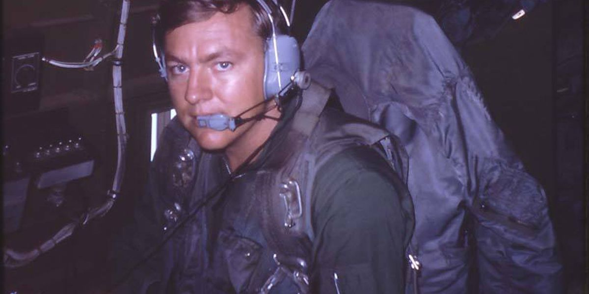 KSLA SALUTES: Air Force veteran honored 50 years after his heroic efforts in the skies over Vietnam