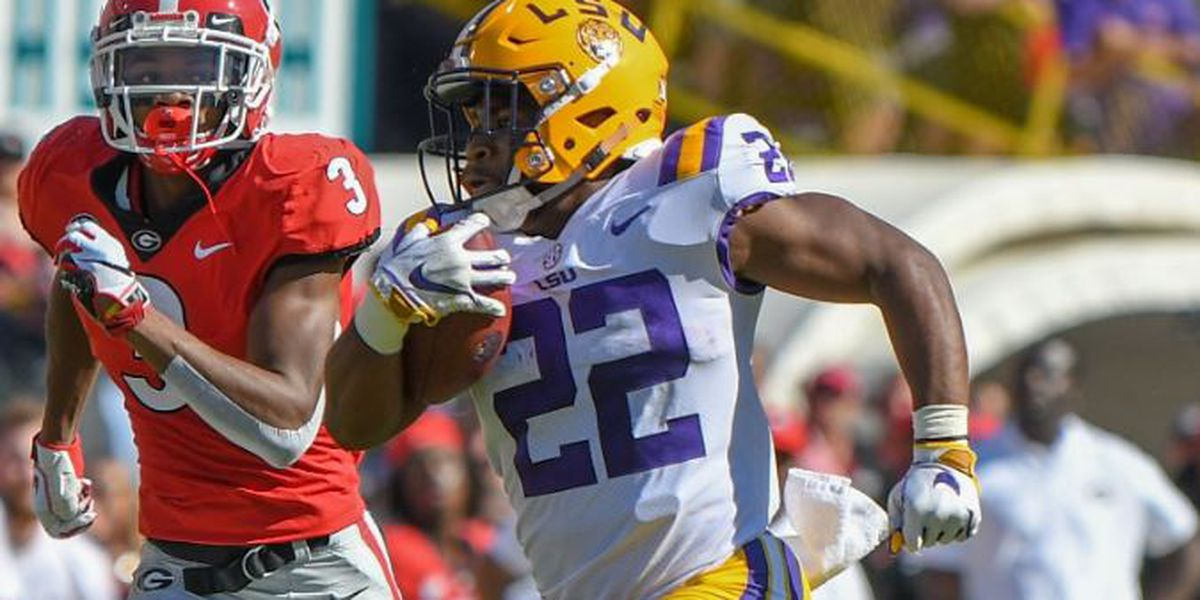 LSU football players involved in shooting after alleged attempted robbery