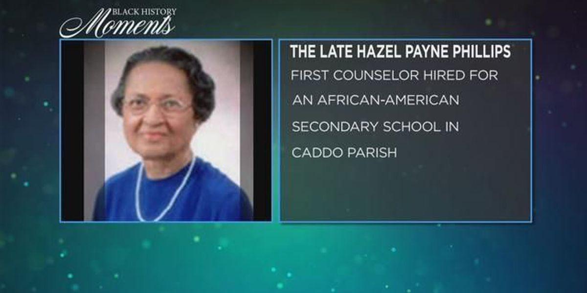 Black History Moments: Hazel Payne Phillips