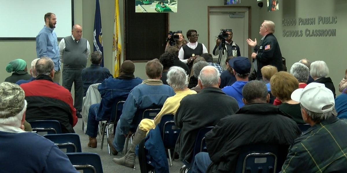 Opponents argue proposed Shreveport sanitation fee stinks