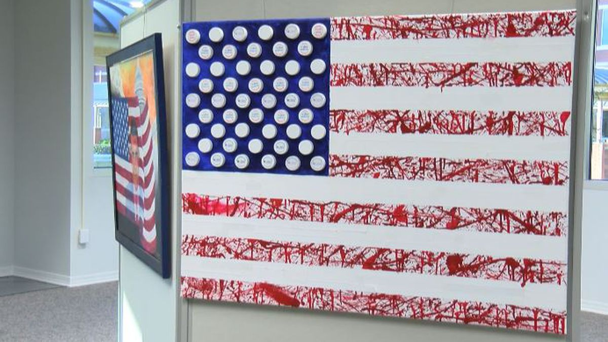 BPCC hosting military art reception and panel discussion on Feb. 19