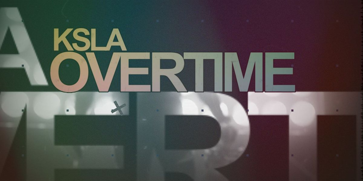 KSLA Overtime: High school football scores for Sept. 13
