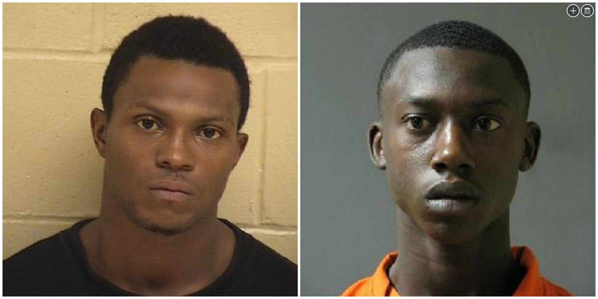 2 arrested, 1 at large in E. Shreveport armed robberies