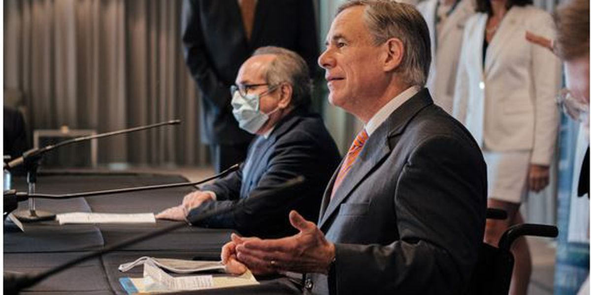 Gov. Abbott hints at 'next steps' of plans to reopen Texas economy amid COVID-19