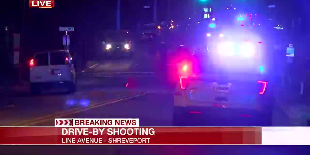 BREAKING NEWS: Shooting reported on Line Avenue