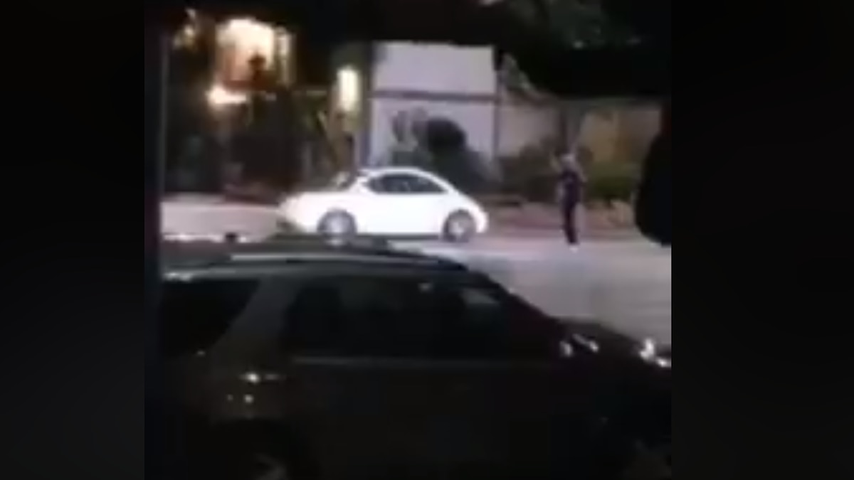 Teens forced to ground, handcuffed by LAPD after stolen car mix up