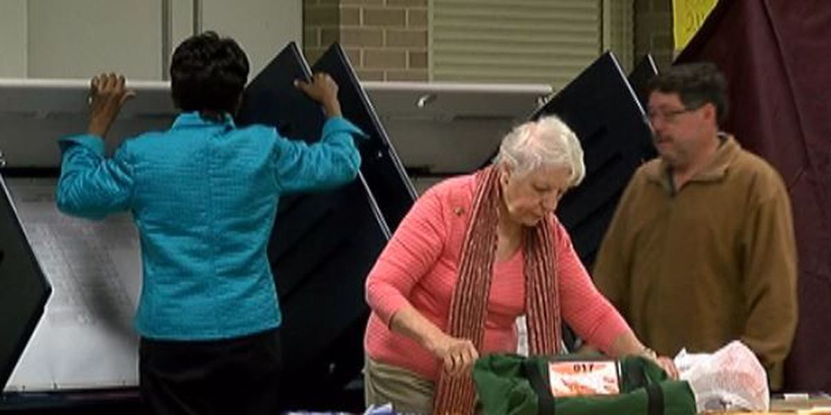 Local voters registered at OMV, turned away from polls Tuesday