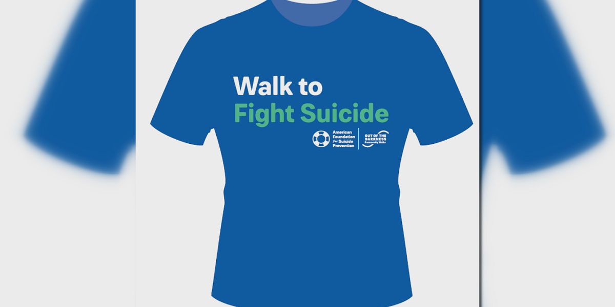 NW Louisiana Suicide Prevention Walk is Saturday, Oct. 13