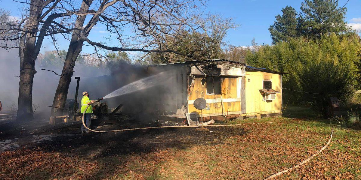 GoFundMe set up after fire destroys home in Robeline