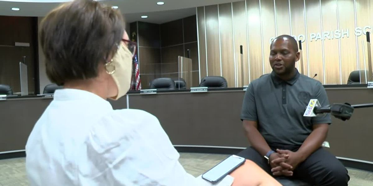 One-on-one with Caddo Schools Superintendent Dr. Lamar Goree