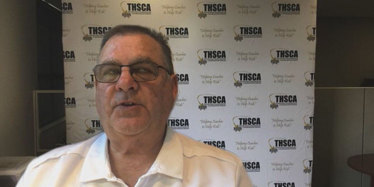 "THSCA Director Joe Martin talks about the proposed ""home school bill"""