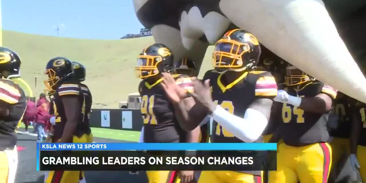 Grambling State impacted by SWAC's decision to move fall sports to spring