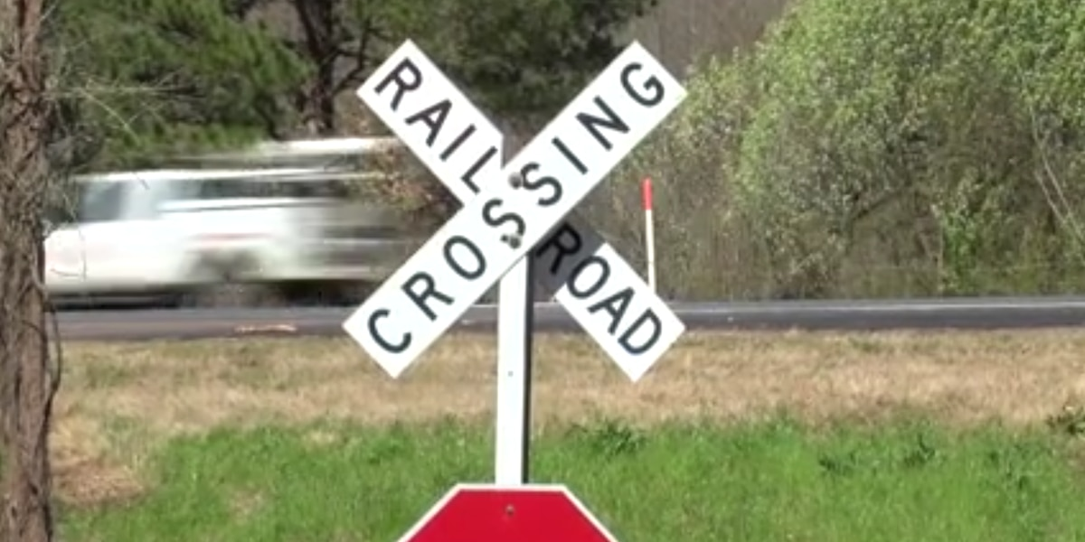 Ogden, Arkansas railroad crossing to get safety upgrades