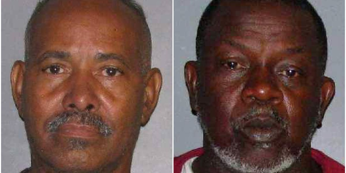 2 Texans accused of stealing timber in Caddo Parish