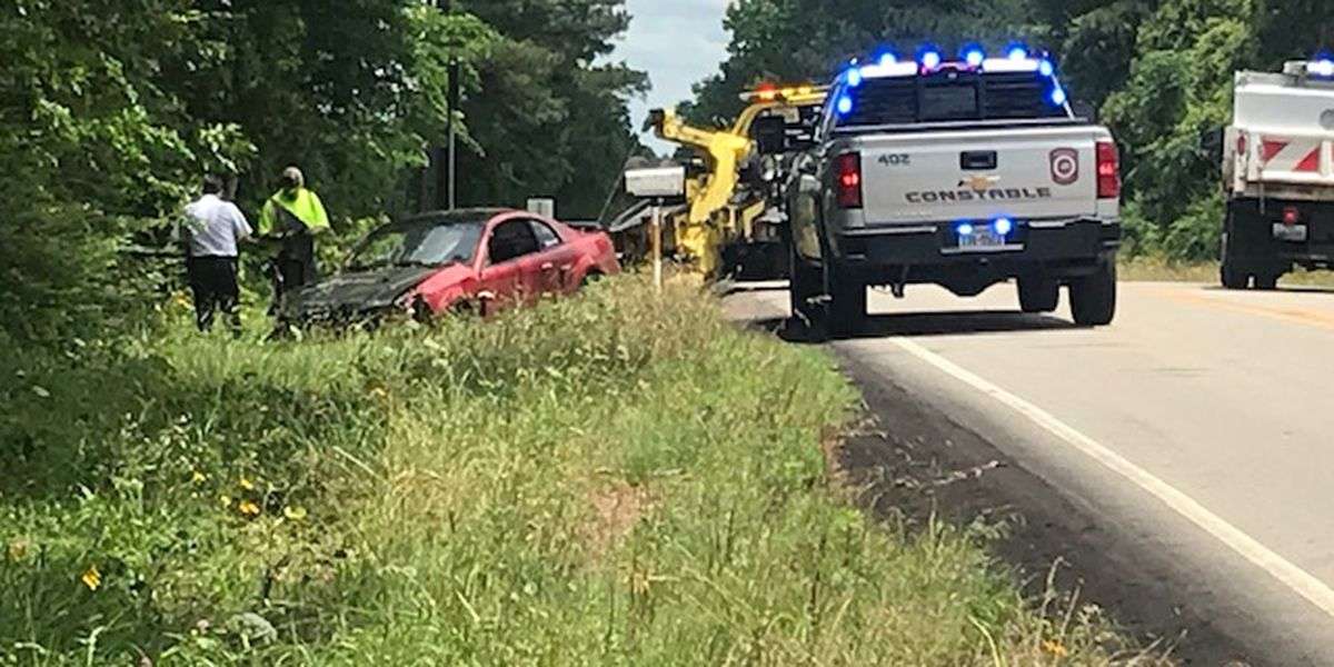 Smith County constable: Driver leads chase that reached 130 mph