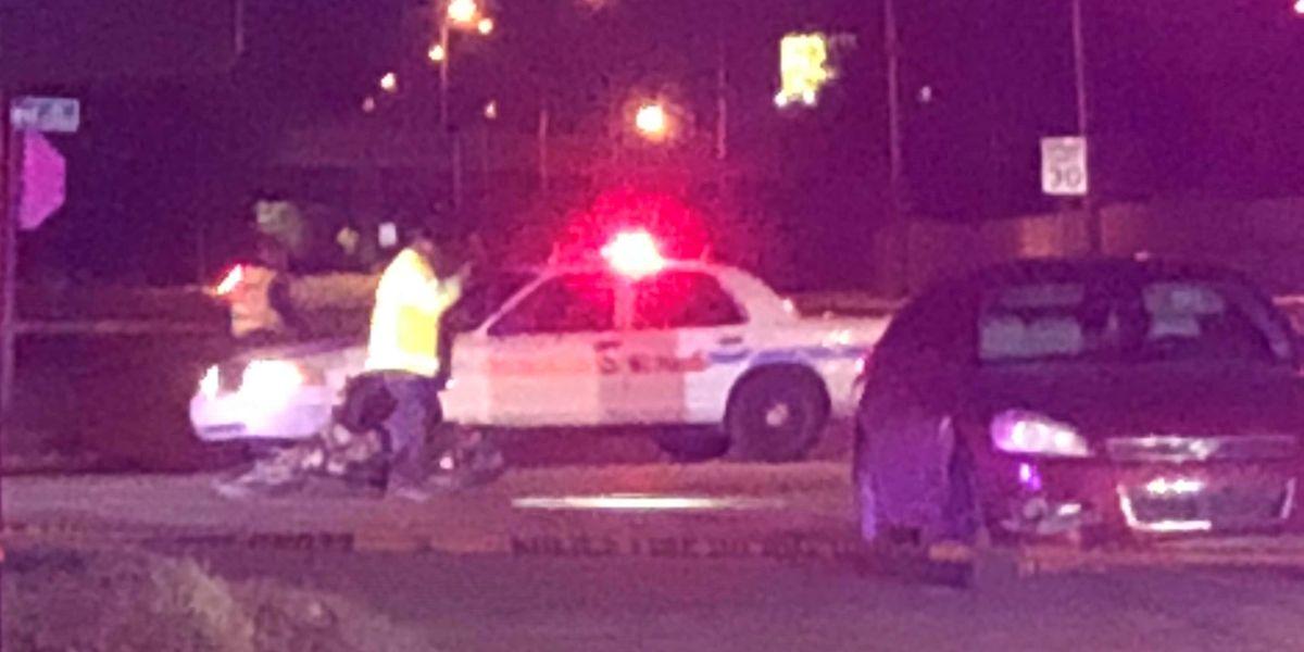 Man struck by vehicle, pinned under car in Cedar Grove