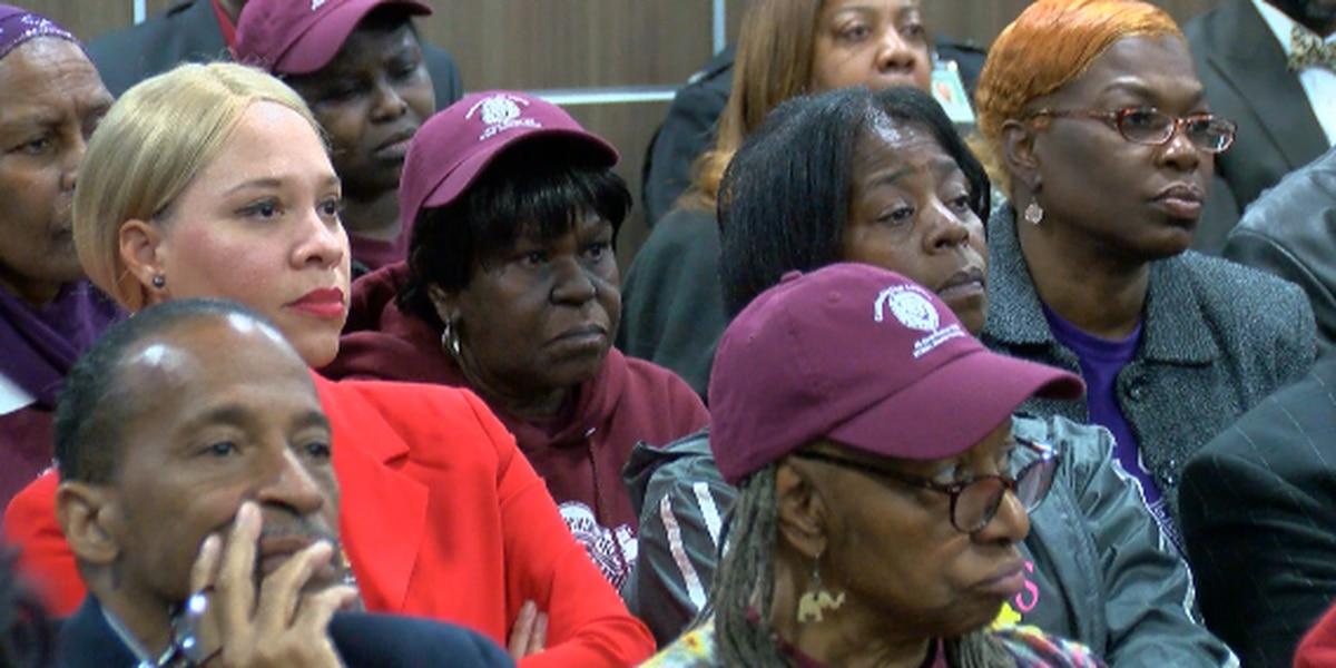 BTW Alumni upset by proposal to rename auditorium
