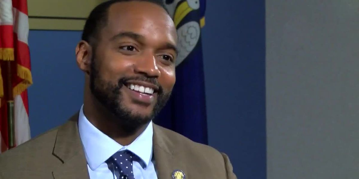 One on one: Shreveport mayor discusses ups and downs of his first year in office