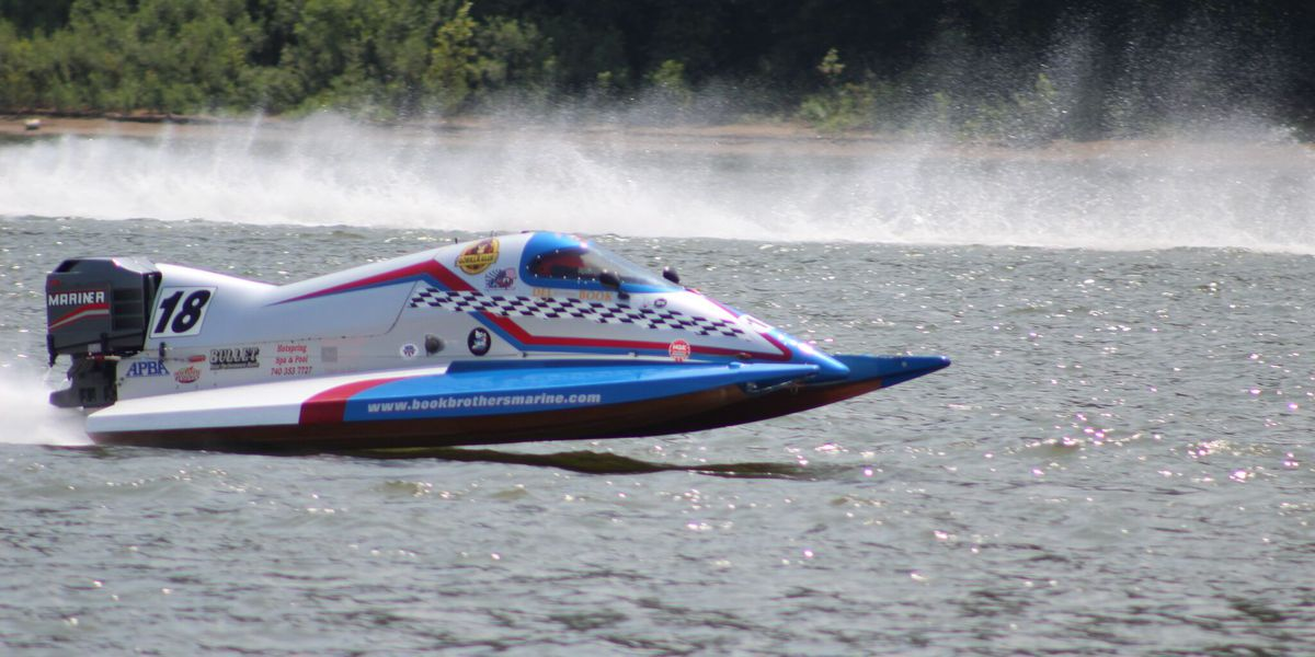 Powerboat Nationals Grand Prix of Louisiana returns to the Red River Labor Day weekend