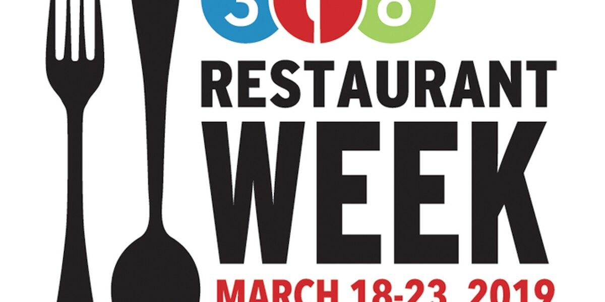 318 Restaurant Week kicks off on March 18