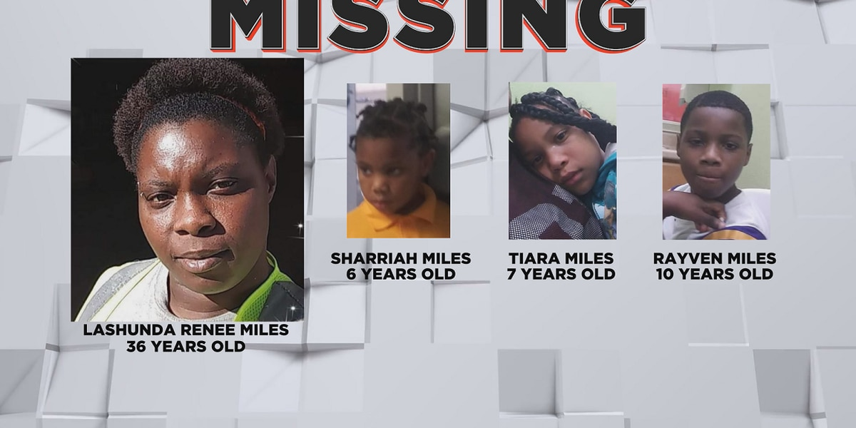 Shreveport Police say missing mom has history of violence