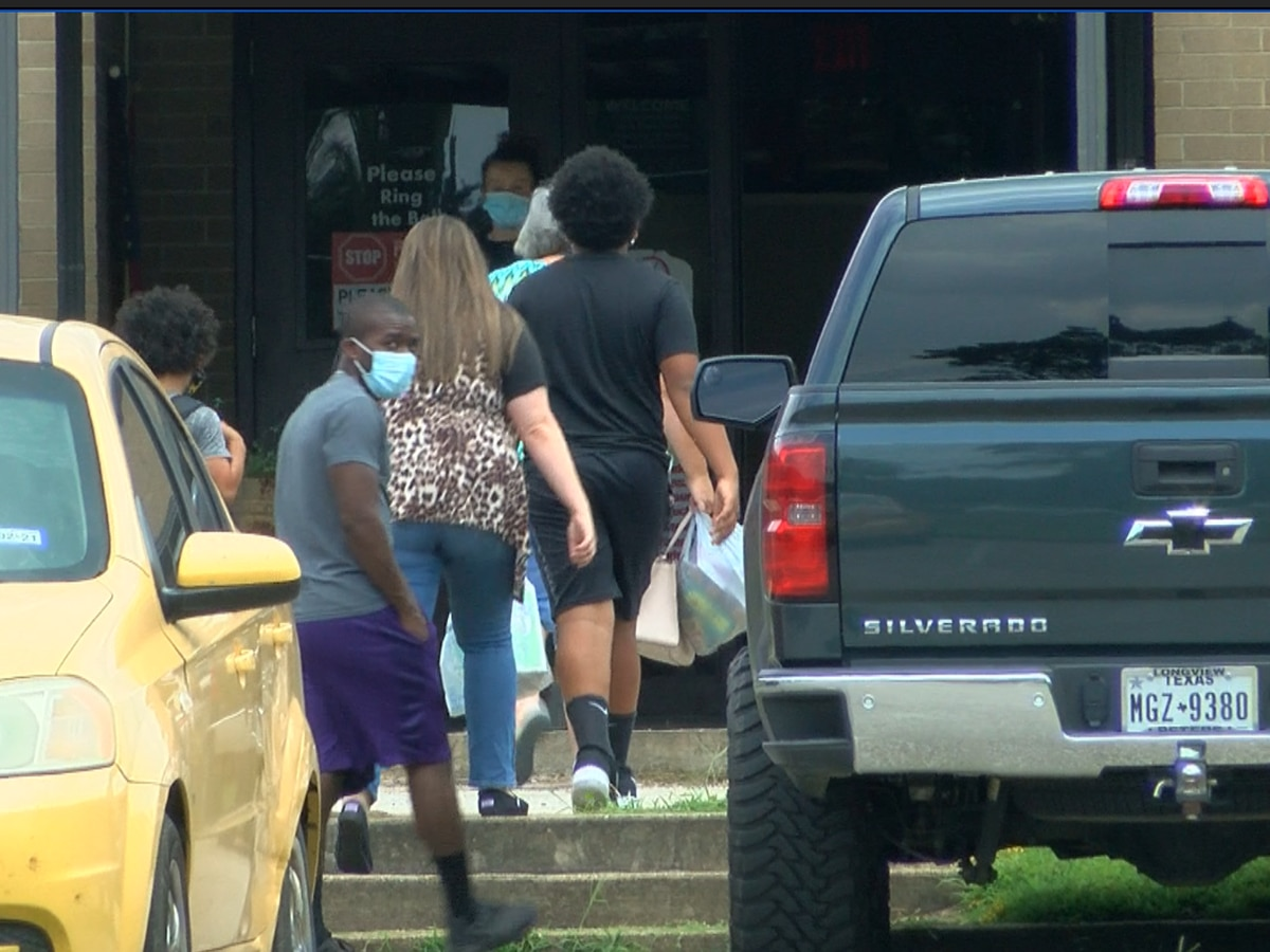 COVID-19 cases surge days before schools open in Elysian Fields and Harleton, TX