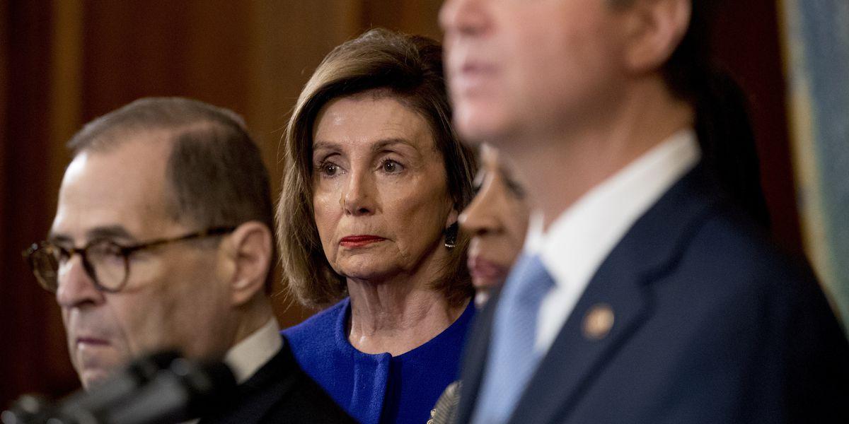 'Wild week' as Washington works amid impeachment