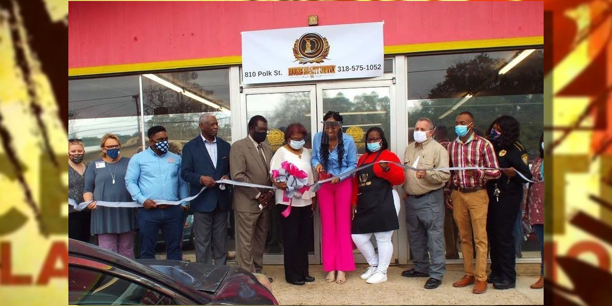Young entrepreneur opens black-owned beauty supply store in Mansfield