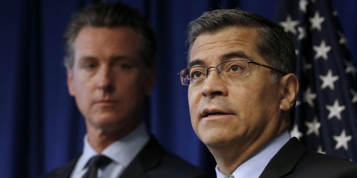 23 states sue Trump to keep California's auto emission rules