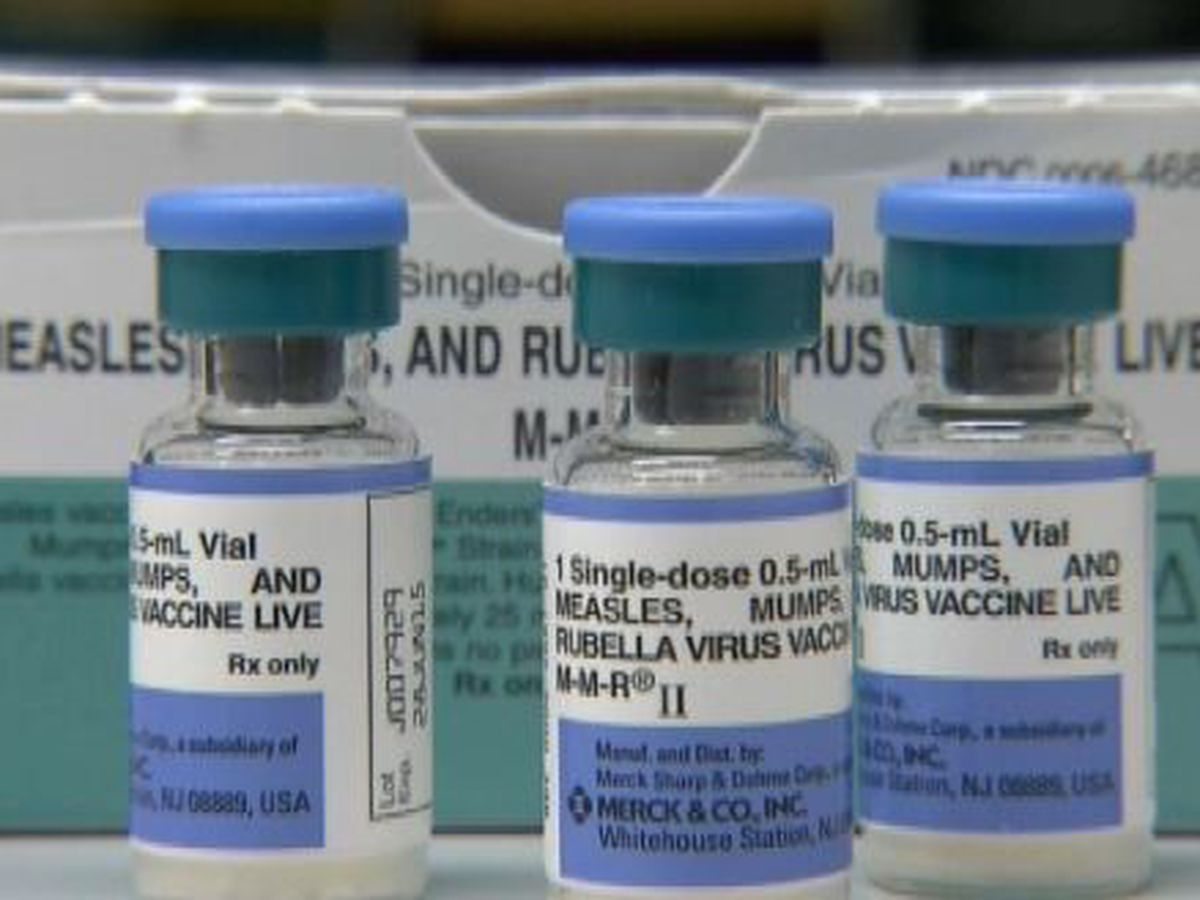 Shreveport doctor discusses recent measles outbreak